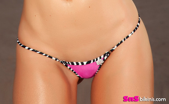 PASSION Sexy Animal Print Bikini
