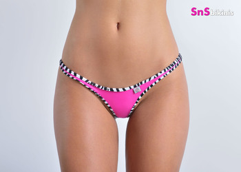 AFRICA LOVE Sexy Animal Print Mini Bikini