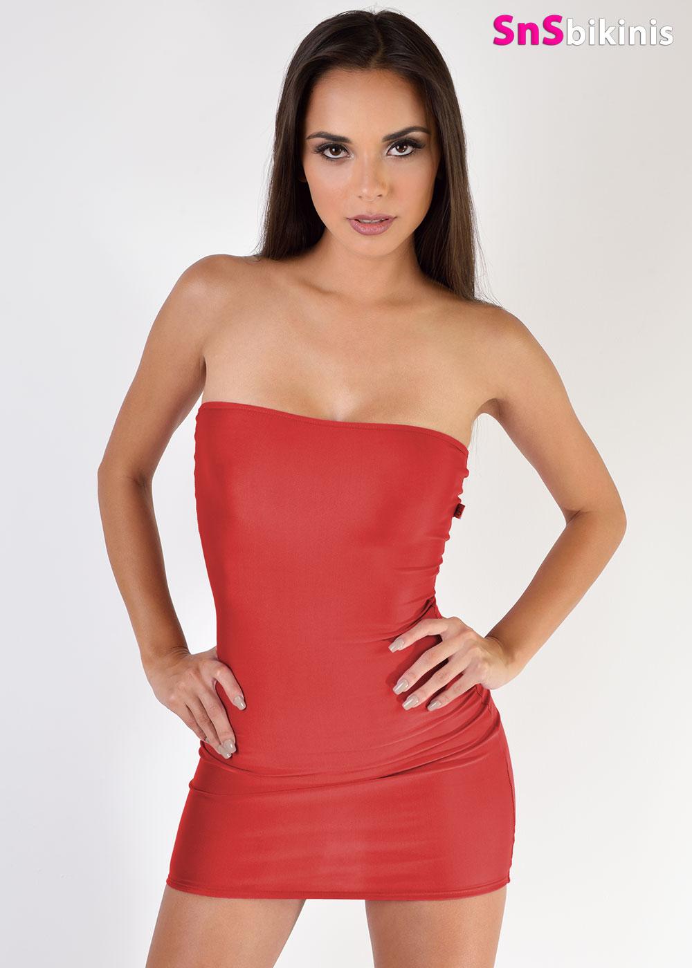 Brandy Hot Strapless Tight Dress Strdrs18001 81 00