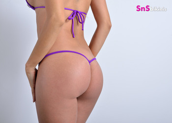 COCONUT Super Sexy G-String Mini Bikini
