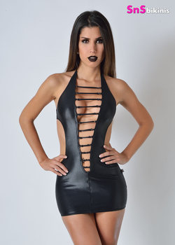 DARK LADY Sexy Costume Dress