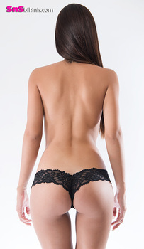 ORCHID Elegant Lace Lingerie Bottom