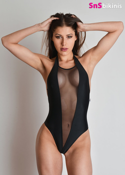 MADISON New Sexy Sheer Swimsuit