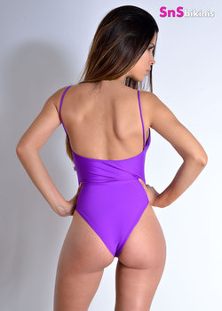 MAGENTA Very Sexy One Piece Swimwear