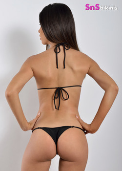 PARIS Hot Brazilian Triangle Thong Bikini