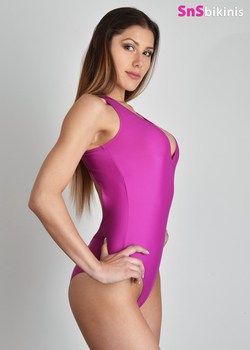 QUINN a Very Sexy String One Piece