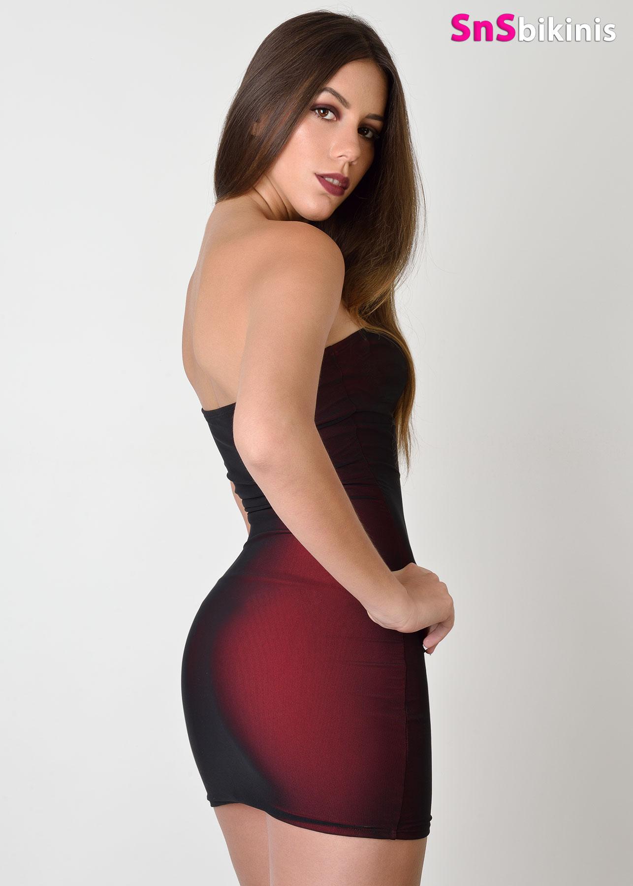 Ruby Very Sexy Club Dress Strapplessdress 80 00