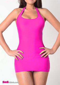 ROMANCE Sensual Women Mini Dress