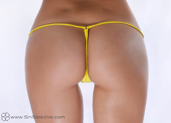 SWEET BABY Thong Bottom
