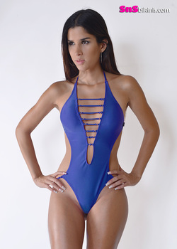 BLOSSOM Very Sensual Elegant Swimsuit