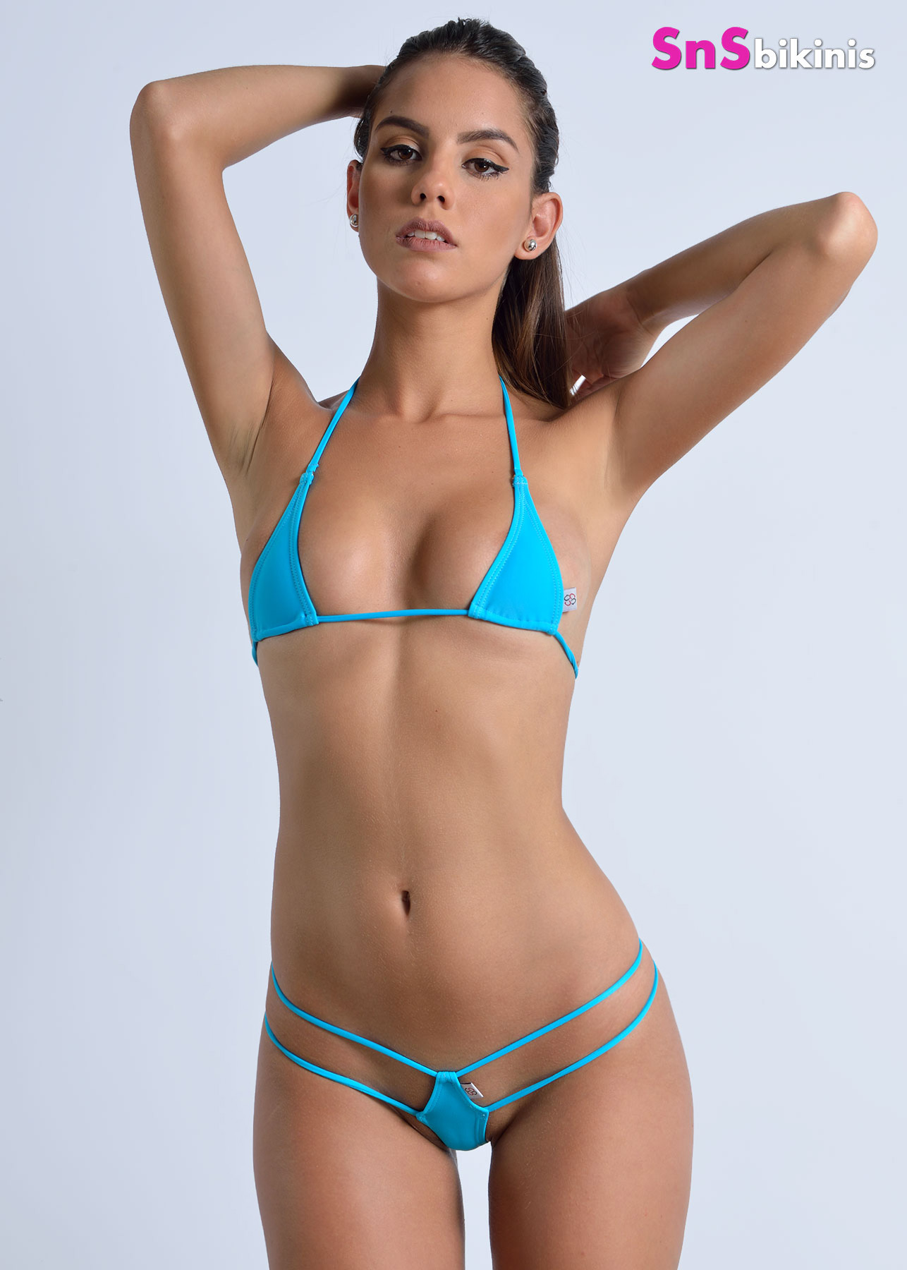 CALIFORNIA Hot String Micro Bikini