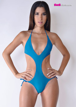 CARIBBEAN Sexy One Piece Swimsuit