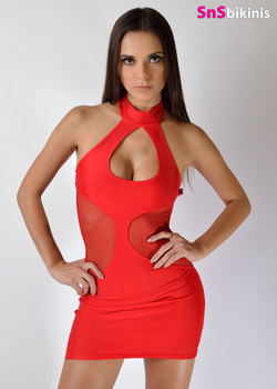 CAROLINE Sexy Hot Party Dress