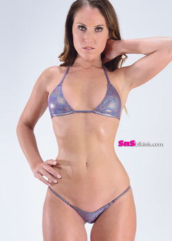 CORAL Very Sexy Mini Brazilian Bikini