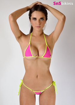 DELICIOUS FRUIT Hot Brazilian Bikini
