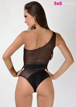 EXOTIC ISLAND Very Sexy Sheer Swimsuit
