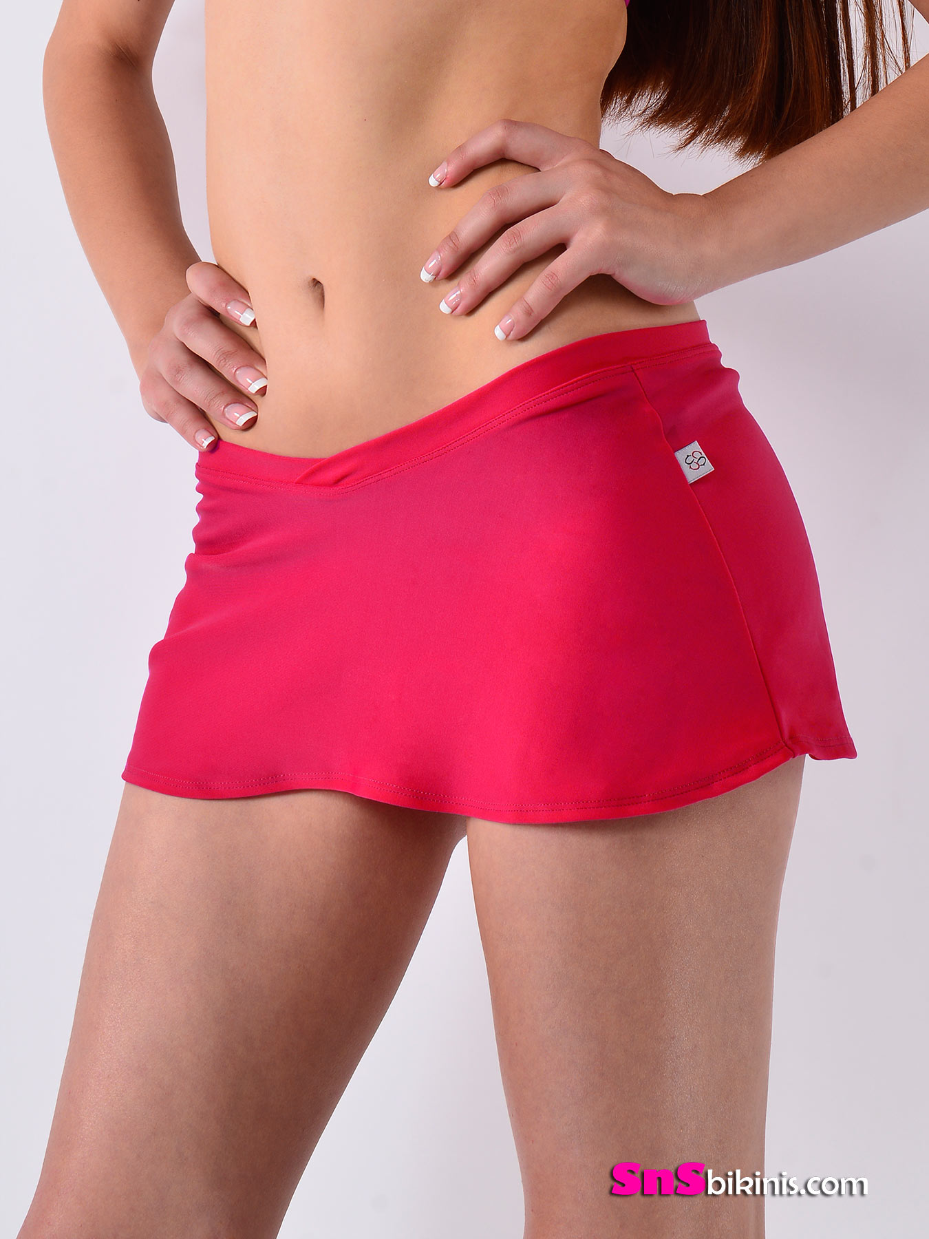 FANCY Cheerleader Mini Skirt