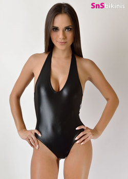 KASSANDRA Very Sexy Liquid Effect Swimsuit