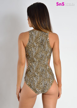 LEOPARD Very Sexy Swimsuit