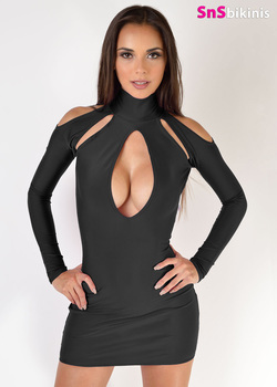 MIA Sexy Longsleeves Dress
