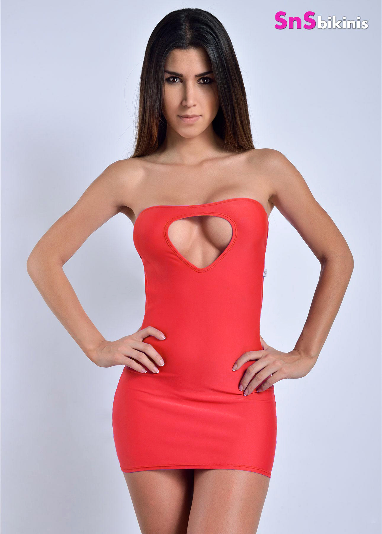 MORENA Very Sexy Backless Dress