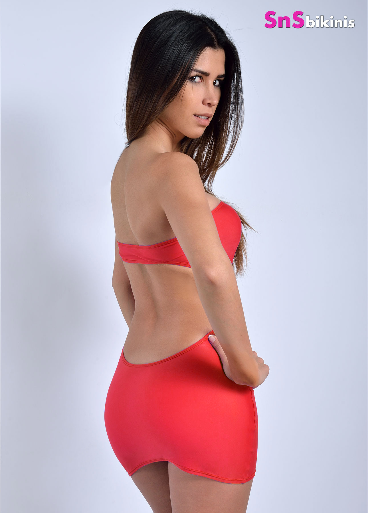 Morena Very Sexy Backless Dress Vtchum002 62 40