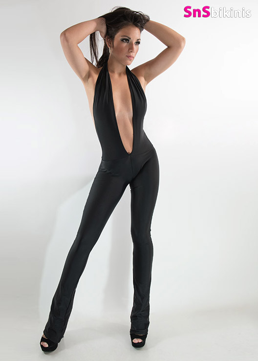 PARIS Sexy One Piece Women JumpSuit