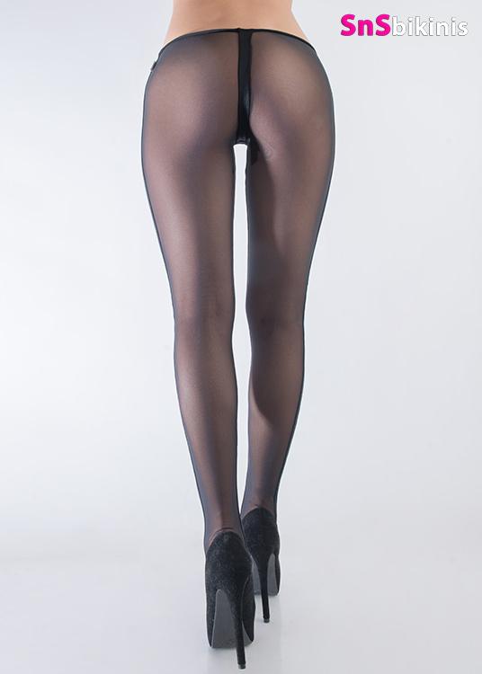 Roxanne Sensual Pantyhose Legging Border004 62 00