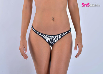 SAFARI Very Sexy Brazilian Thong Bikini