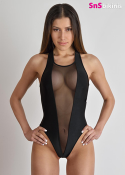 SAUCY Hot Sheer Swimsuit