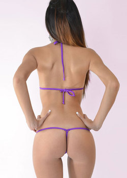 SEA BREEZE Very Sexy Brazilian Thong Bikini