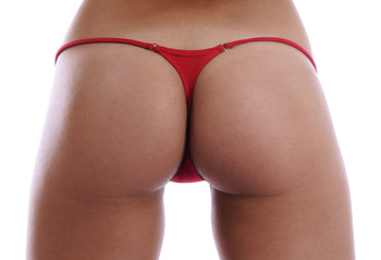 PRECIOSA Sexy Thong Bottom