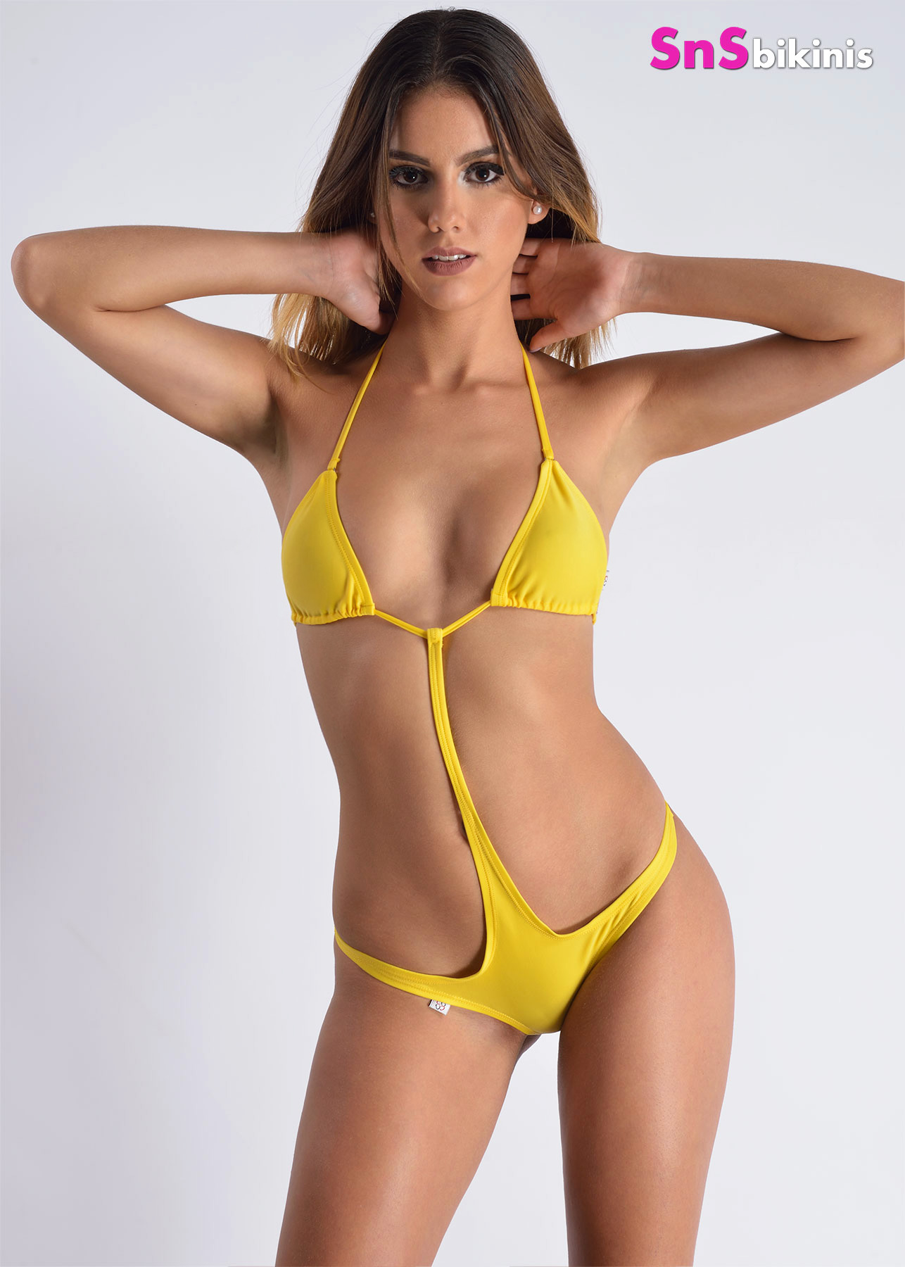 ILLUSION Super Sexy Monokini