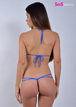 TOXIC Very Hot Microkini Thong Back