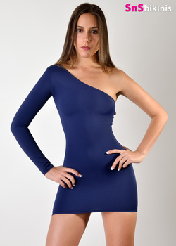 VIOLET Sexy Night Mini Dress