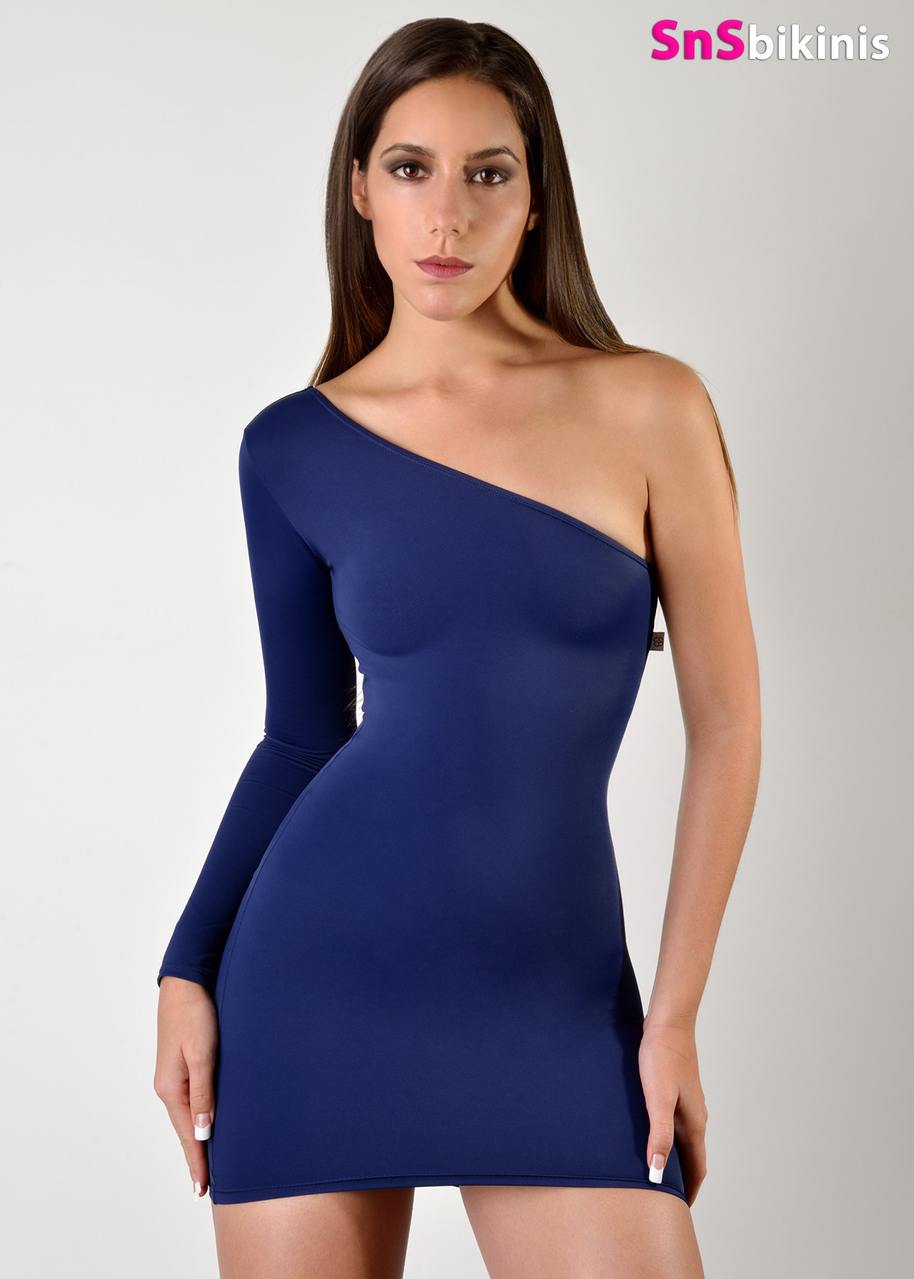 VIOLET Sexy Night Mini Dress [vuml002] - $64.00 ...
