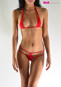 CAMERON Very Seductive G-String Mini Bikini
